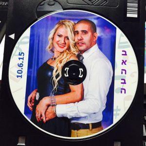 דיסק עם תמונה